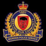 Morden Police Service Crest